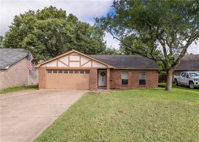 4121 Willow Oak Street, Bryan, TX 77802 (MLS #21010361) :: Cherry Ruffino Team