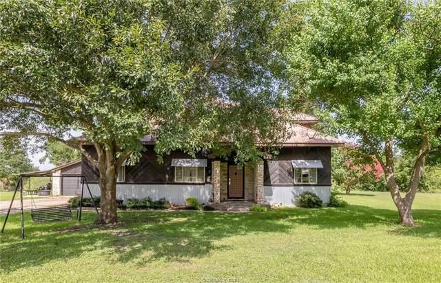 800 N. Fairview Drive, Caldwell, TX 77836 (MLS #21010372) :: Chapman Properties Group