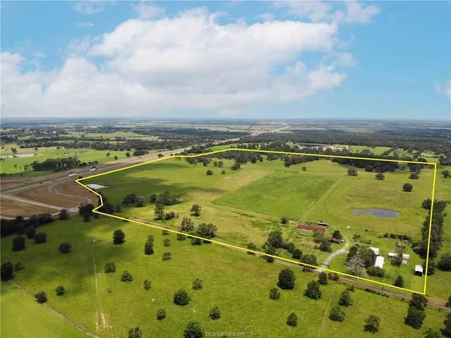 2450 Hendrix Lane, Madisonville, TX 77864 (MLS #21010379) :: Treehouse Real Estate