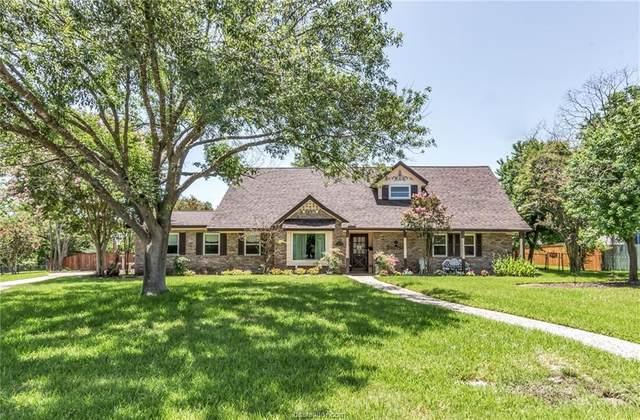 3808 Stillmeadow Drive, Bryan, TX 77802 (MLS #21010386) :: Treehouse Real Estate