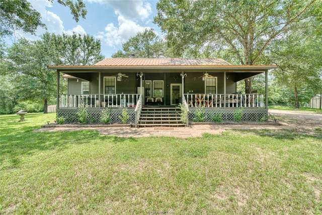 2689 W Chambliss Lane, Normangee, TX 77871 (MLS #21010394) :: The Lester Group