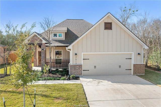 2973 Archer Drive, Bryan, TX 77808 (MLS #21010399) :: BCS Dream Homes