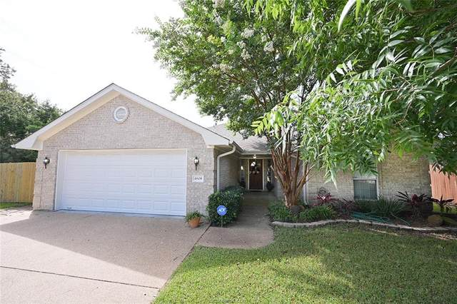 4808 Treadgold Lane, Bryan, TX 77802 (MLS #21010414) :: BCS Dream Homes
