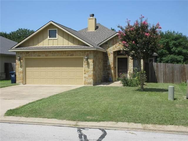 1598 Wimberly Place, Bryan, TX 77802 (MLS #21010442) :: Cherry Ruffino Team