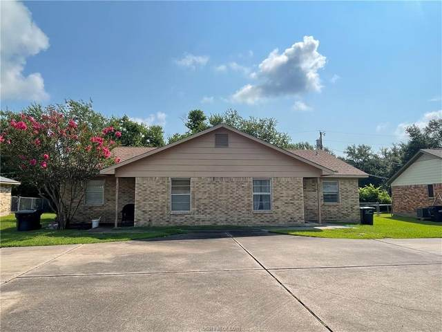 2347-2349 Cornell Drive, College Station, TX 77840 (MLS #21010443) :: NextHome Realty Solutions BCS