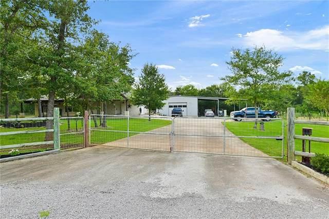909 Deer Hill Drive, Bryan, TX 77807 (MLS #21010452) :: Cherry Ruffino Team