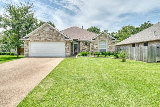 4412 Crayke Place, College Station, TX 77845 (MLS #21010475) :: NextHome Realty Solutions BCS