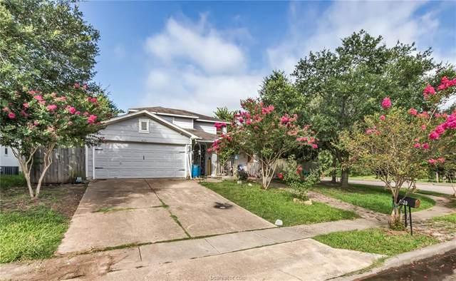 4620 Northwood Drive, Bryan, TX 77803 (MLS #21010476) :: RE/MAX 20/20