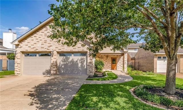 2810 Broadmoor Drive, Bryan, TX 77802 (MLS #21010477) :: The Lester Group