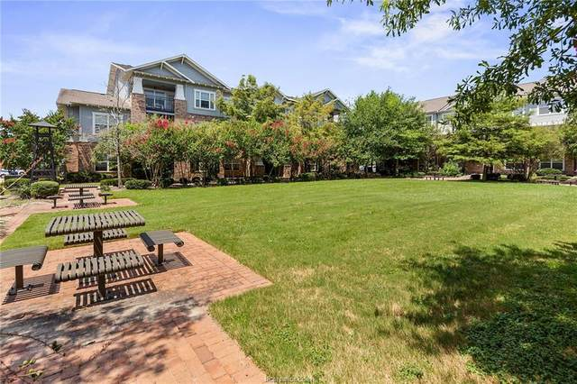 1725 Harvey Mitchell Parkway #2431, College Station, TX 77840 (MLS #21010483) :: Treehouse Real Estate