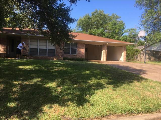 704 Lee Avenue, College Station, TX 77840 (MLS #21010484) :: The Lester Group