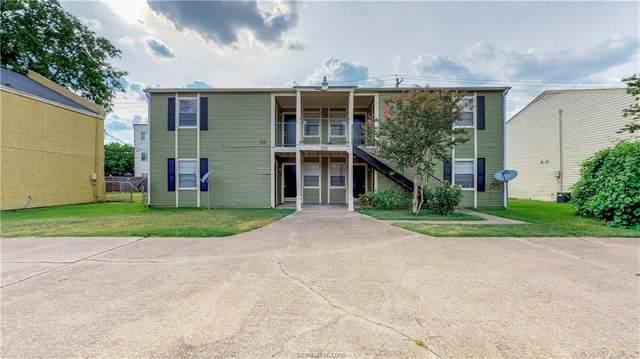 315 Manuel Drive A-D, College Station, TX 77840 (MLS #21010491) :: RE/MAX 20/20