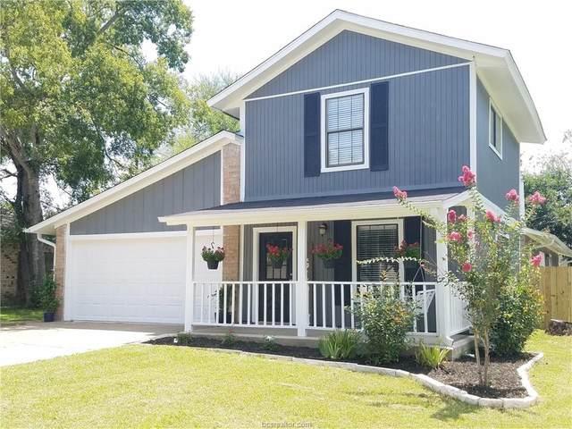 4110 Willow Oak Street, Bryan, TX 77802 (MLS #21010502) :: Cherry Ruffino Team