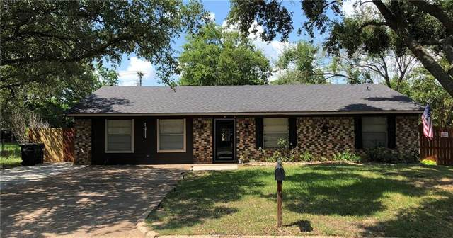 1411 Austin Avenue, College Station, TX 77845 (MLS #21010534) :: NextHome Realty Solutions BCS