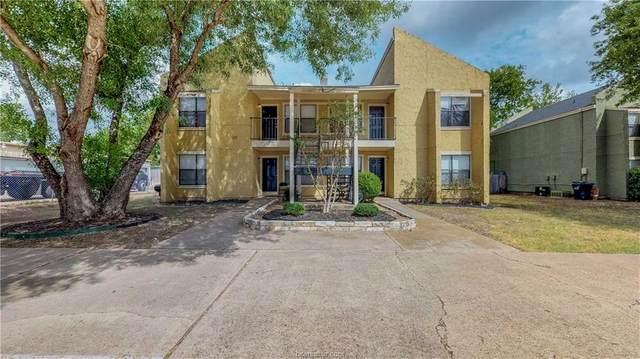 301-313 Manuel Drive A-D, College Station, TX 77840 (MLS #21010553) :: RE/MAX 20/20