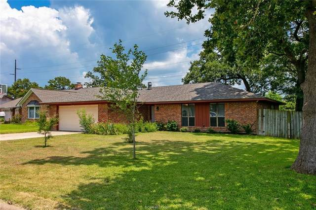 2502 Sumter Drive, College Station, TX 77845 (MLS #21010564) :: RE/MAX 20/20