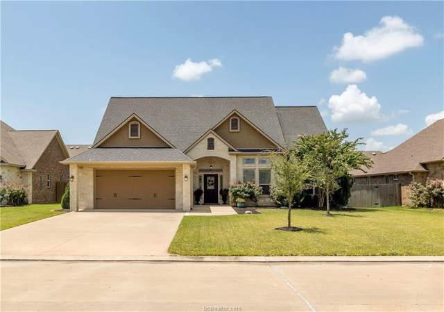 4304 Norwich Drive, College Station, TX 77845 (MLS #21010578) :: NextHome Realty Solutions BCS