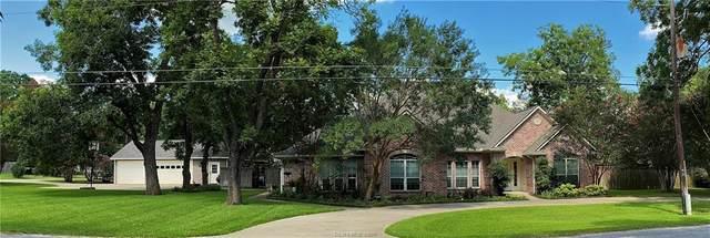 715 N Center Street, Franklin, TX 77856 (MLS #21010590) :: NextHome Realty Solutions BCS