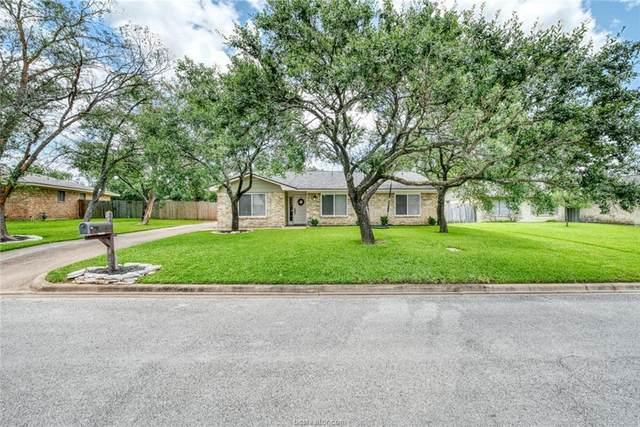 3513 Tanglewood Drive, Bryan, TX 77802 (MLS #21010603) :: NewHomePrograms.com