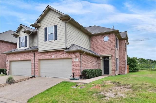 1425 Villa Maria #506, Bryan, TX 77801 (MLS #21010611) :: The Lester Group