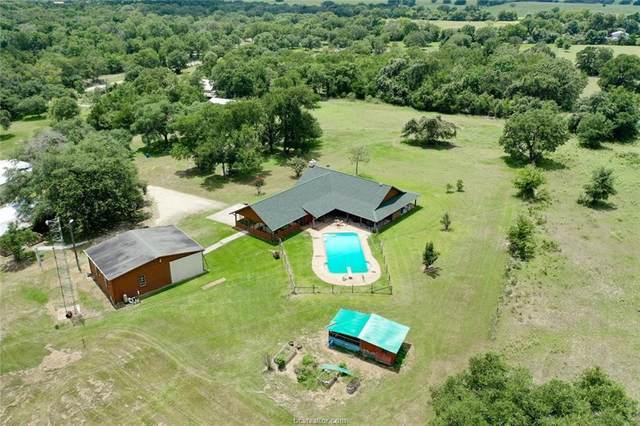 3955 Clay Creek Road, Brenham, TX 77833 (MLS #21010613) :: Treehouse Real Estate
