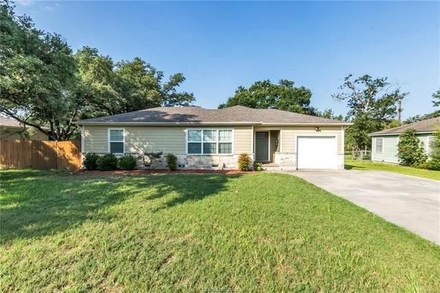 1609 Burt Street, Bryan, TX 77802 (MLS #21010623) :: The Lester Group