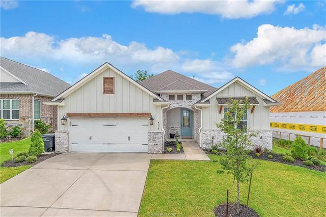 4004 Brownway Drive, College Station, TX 77845 (MLS #21010636) :: NextHome Realty Solutions BCS