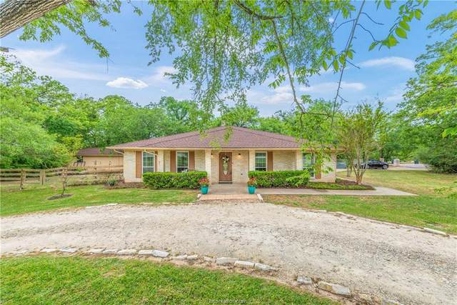 1405 Foxfire Drive, College Station, TX 77845 (MLS #21010670) :: NextHome Realty Solutions BCS