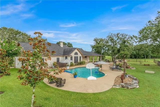 12080 Dilly Shaw Tap Road, Bryan, TX 77808 (MLS #21010682) :: My BCS Home Real Estate Group
