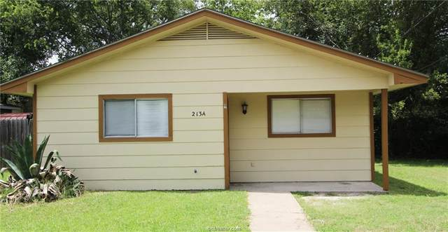 213 Richards Street A, College Station, TX 77840 (MLS #21010690) :: The Lester Group