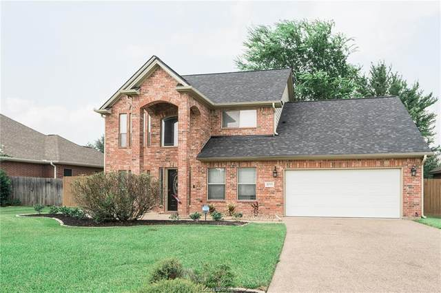 3715 Bridle Court, College Station, TX 77845 (MLS #21010705) :: My BCS Home Real Estate Group