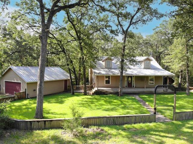 9051 Private Road 2016, Caldwell, TX 77836 (MLS #21010715) :: My BCS Home Real Estate Group