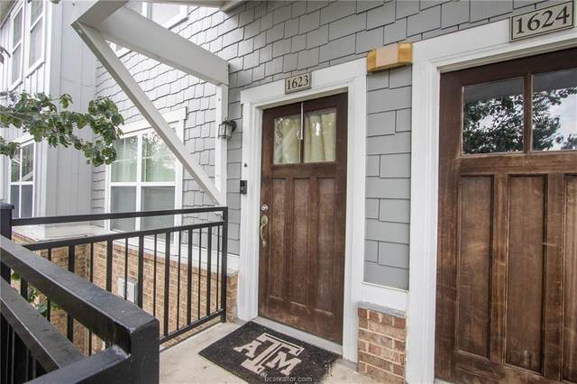 1725 Harvey Mitchell Parkway #1623, College Station, TX 77840 (MLS #21010724) :: My BCS Home Real Estate Group