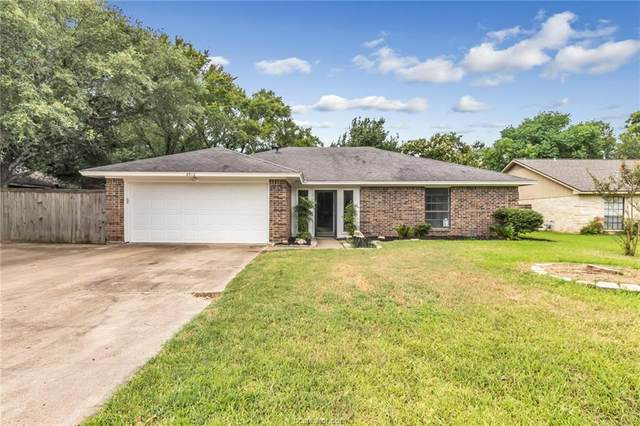 2912 Adrienne Drive, College Station, TX 77845 (MLS #21010726) :: My BCS Home Real Estate Group