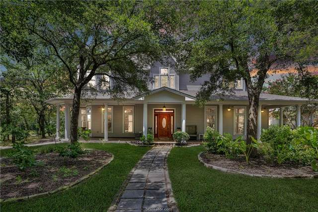 16650 Royder Road, College Station, TX 77845 (MLS #21010728) :: My BCS Home Real Estate Group