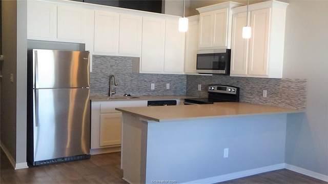 212 N Bryan #105, Bryan, TX 77803 (MLS #21010731) :: My BCS Home Real Estate Group
