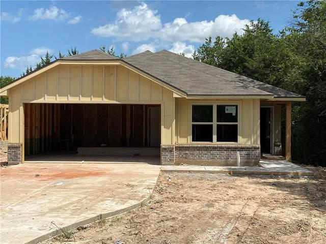 2100 Heritage Meadow Lane, Bryan, TX 77803 (MLS #21010734) :: NextHome Realty Solutions BCS