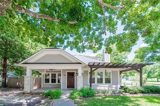 902 Matchett, Brenham, TX 77833 (MLS #21010741) :: My BCS Home Real Estate Group