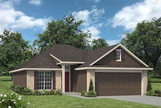 3722 Mckenzie Street, Bryan, TX 77803 (MLS #21010749) :: NextHome Realty Solutions BCS