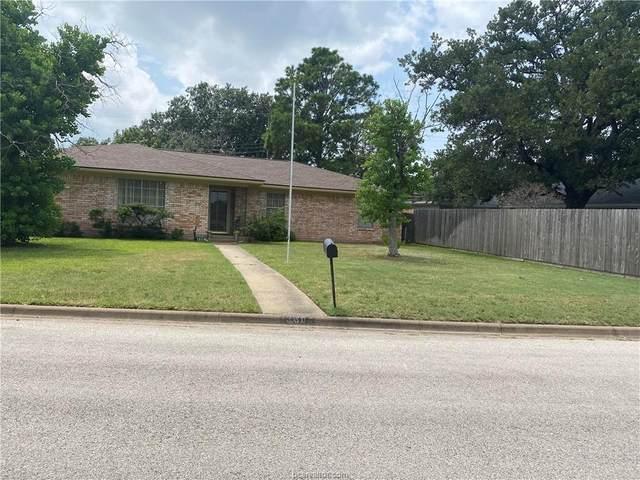 3604 Southview, Bryan, TX 77802 (MLS #21010790) :: Treehouse Real Estate