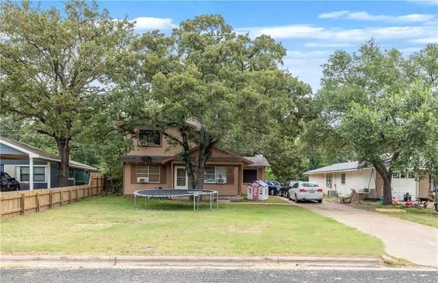 4523 Woodbend Drive, Bryan, TX 77803 (MLS #21010829) :: RE/MAX 20/20