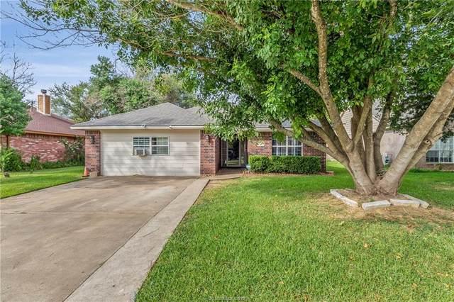 1449 Cedarcrest Lane, Bryan, TX 77803 (MLS #21010869) :: Treehouse Real Estate