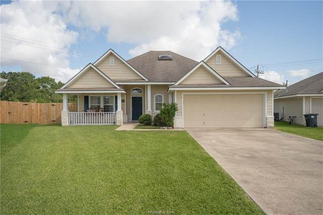 1023 Fallbrook Loop, College Station, TX 77845 (MLS #21010905) :: Treehouse Real Estate