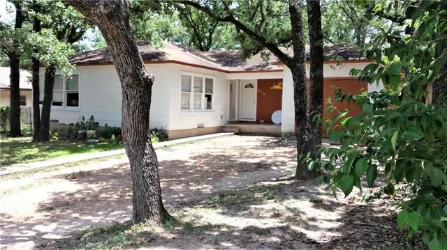 213 Fairway Dr Drive, Bryan, TX 77801 (MLS #21010955) :: Treehouse Real Estate