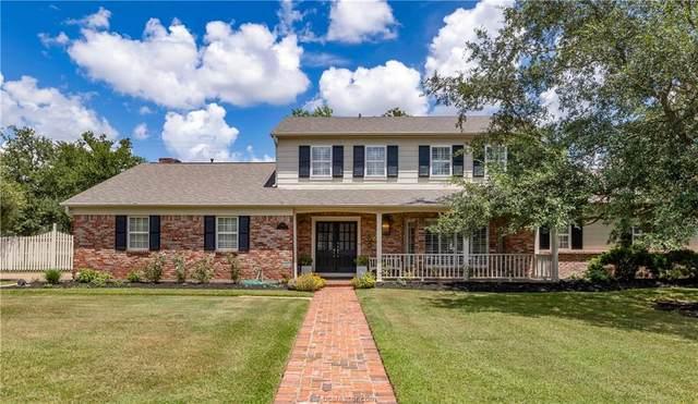 3709 Sunnybrook Lane, Bryan, TX 77802 (MLS #21010986) :: BCS Dream Homes