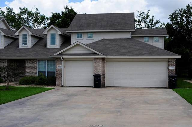 2350 Autumn Chase Loop C, College Station, TX 77840 (MLS #21010998) :: Treehouse Real Estate