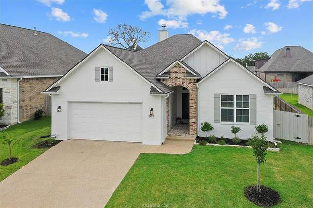 4012 Brownway Drive, College Station, TX 77845 (MLS #21011049) :: BCS Dream Homes