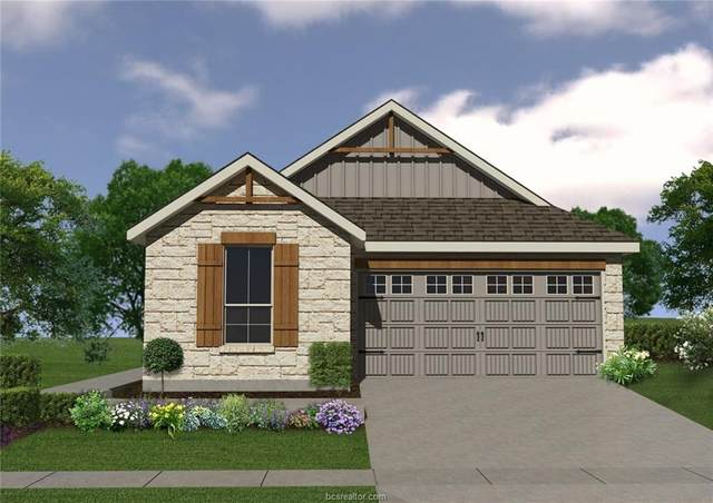 1079 Toledo Bend Drive, College Station, TX 77845 (MLS #21011100) :: The Lester Group