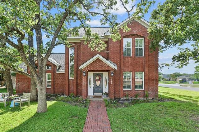 9200 Stonebrook Drive, College Station, TX 77845 (MLS #21011143) :: The Lester Group