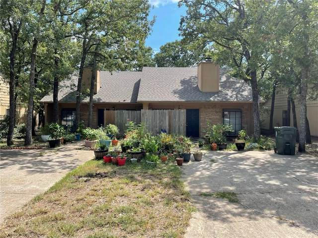 2850 & 2852 Forest Bend, Bryan, TX 77801 (MLS #21011162) :: NextHome Realty Solutions BCS